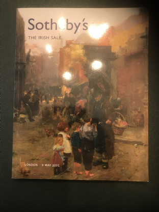 Sotheby's The Irish Sale Catalogue, 9 May 2007